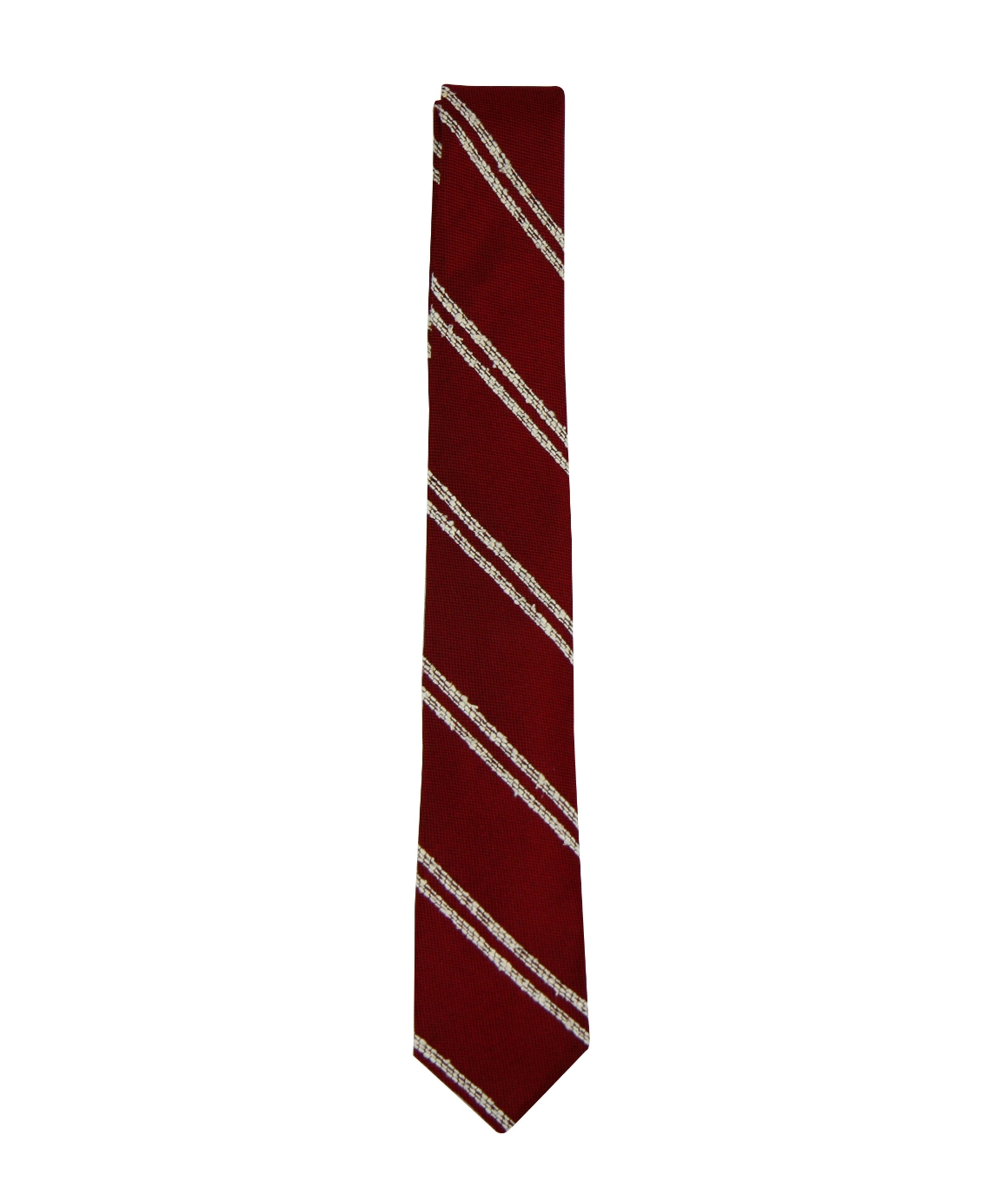 Gitman Brothers, NARLY STRIPE 2-3/4 INCH TIE, Red, Number 1